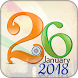 26 January 2018 - Republic of Day India 2018 by Creta Mobile Apps