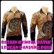 Desain Kemeja Batik Pria Jaman Now by ArmanDev