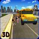 School Bus Driving 3D Sim Game by Digital Royal Studio