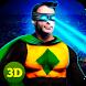 Flying Eye Laser Hero City Rescue 3D