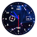 Designer Tech Clock Live wallpaper by HD Themes and Wallpaper