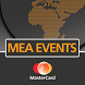 MasterCard MEA Events by MCI Benelux