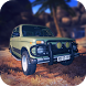Russian Jeep Niva by Rock it Just