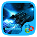 Space Exploration Go Launcher Theme