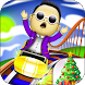 Christmas Roller Coaster by Games Valley 3D