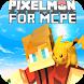 Pixelmon GO MOD For MCPE by peeler212