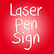 LaserPenSign by LASERSOFT S.R.L.