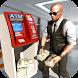 Bank Cash Security Van Transit Fun by Mini Art Studios