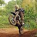 Dirt Bike Riding Wallpaper by Qanje Rumbi