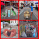 Street Art 3D Design Famous by adelia