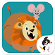 The lion and the mouse Bedtime by Bulbul Inc.
