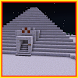 Egyptian Pyramid. Map for Minecraft