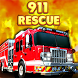 911 fire rescue truck 2016 3d by Nucleus 3D