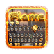 flaming fire tank battle keyboard air fighter war by Keyboard Theme Factory
