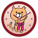 Cat Analog Clocks Widget Free by peso.apps.pub.arts