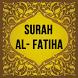 Surah Al Fatihah by Prottasha