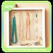 Creative DIY Earring Holder Ideas by Asmadias