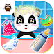 Cute Baby Panda - Daycare by TutoTOONS