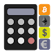 Crypto Currency & Bitcoin Calculator by 0A1.EU