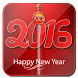 New Year 2016 Zipper Lock by AppsEpps