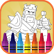 Coloring Book for Clash Clans by BAOGamer