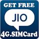 Free Jeo 4G Jio sim(recharge) by .shri