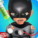 Superhero Kids Hospital : ER Doctor Care Clinic