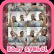 Body Symbol Camera by Qtc Studio