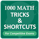 Math Tricks & Shortcuts for Competitive Exams