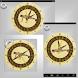 Clock 24 push-up by Ltd Inovator