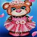 Teddy Bear password Lock Screen
