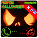 Halloween Pumpkin calls you prank