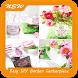 Easy DIY Garden Centerpiece by Amazing Ideas