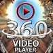 3D Video Player 360 Viewer Free