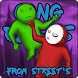 Gang Beasts From Street's by zecdaf