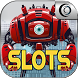 Giant Robots Slots by CHAMPLAY