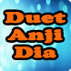 Duet Anji Dia Smule by Karaoke Live