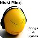 Nicki Minaj Songs & Lyrics by andoappsLTD