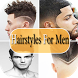 Hairstyles For Men Hair Salon by Arab Applic