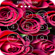 Roses Flowers Spring Lock Screen passcode/pattern by LOCK SCREEN