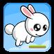 Hopping Bunny Rabbit by Object Ideas