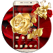 Golden Rose Wallpaper by Cool Theme Love
