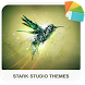 Theme Xp - COLIBRI by Stark Studio
