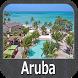 Aruba Island GPS Nautical and Fishing Charts by FLYTOMAP INC