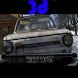 Водитель русского запорожца 3D