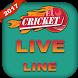 Cricket Live Line by PixlerArt