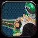 Free CHEAT Power Ranger Legacy by BestFree Emoji Keyboard Theme