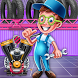 Sports bike factory repairing simulator by KidsTech