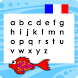 Red Fish French Alphabet by Poisson Rouge Interactica Ltd
