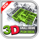 3D Small Home Plan Ideas by AntMedia